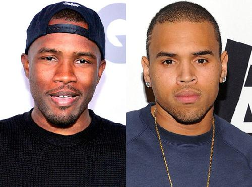 frank ocean & chris brown