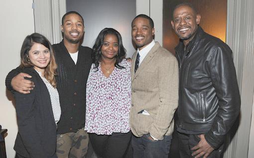 fruitvale cast & director & producerd