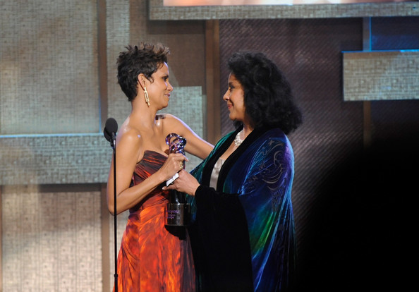Halle Berry and Phylicia Rashad onstage at BET Honors 2013 at Warner Theatre on January 12, 2013 in Washington, DC.