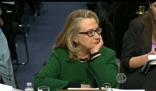 hillary clinton (benghazi hearing)