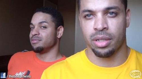 hodge twins