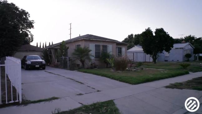 Eazy E's childhood home