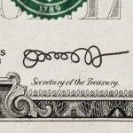 Next Treasury Secretary Will 'Scribble' on Our Future Dollars