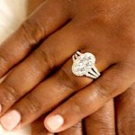 Kandi Burruss' Ring Called into Question – Is it a Fake?!