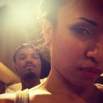Thursday Snaps: Karrine Steffans Gets Neck Tattoo
