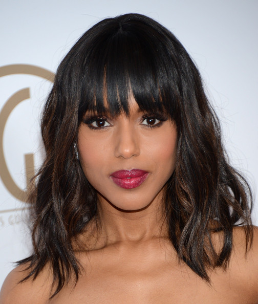 Actress Kerry Washington is 36 today.