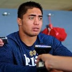 Manti Te'o Says He Didn't Have Anything to do with the Hoax (Video)