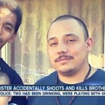 Sister Shoots Brother in Head While Posing with Gun for Facebook Post (Video)