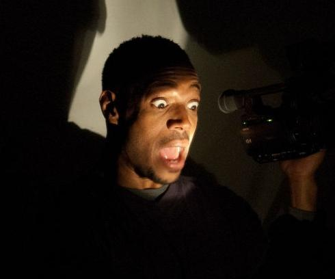 marlon wayans (a haunted house)