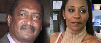 mathew knowles & alexsandra wright