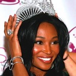 Nana Meriwether Officially Takes Over Miss USA Crown (Pics)