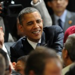 Obama's Favorability Highest Since First Elected