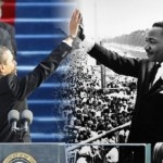 President Obama and Martin Luther King Jr. Come Together for Historic Day!