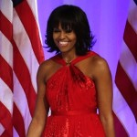 The Dress: First Lady in Jason Wu Again for Inaugural Ball