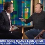 Piers Morgan is Verbally Assaulted During Interview with NRA Fanatic (Video)