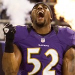 Linebacker Ray Lewis is a God Fearing Man