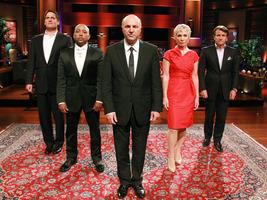 "ABC's reality show, ""Shark Tank,"" cast of 'sharks.'"