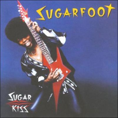 sugarfoot (kiss cd cover)
