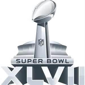 super bowl 47 (xlvii) logo