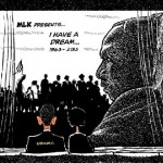 Dr. Martin Luther King Jr.'s 'I Have A Dream' from Illustrator TAYO Fatunla