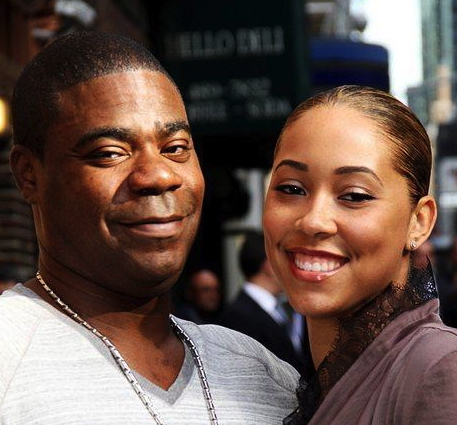 tracy morgan & megan wollover