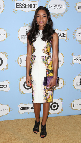 Actress Naomie Harris attends the Sixth Annual ESSENCE Black Women In Hollywood Awards Luncheon at the Beverly Hills Hotel on February 21, 2013 in Beverly Hills