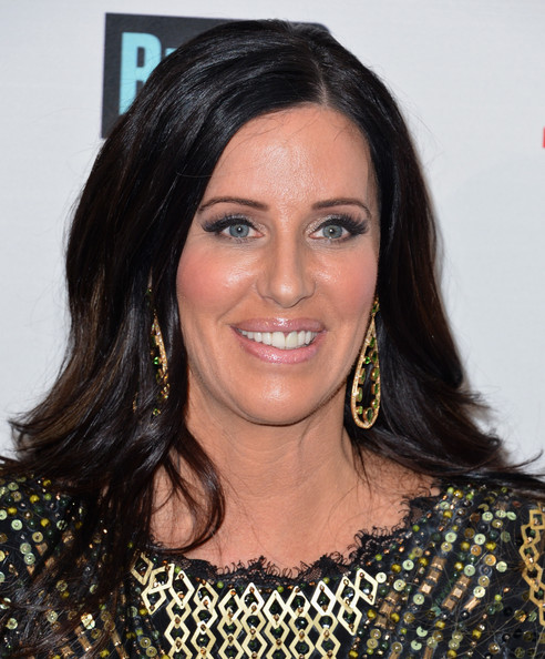 "Patti Stanger arrives to Bravo Media's celebration of the book release of Andy Cohen's ""Most Talkative: Stories From The Front Lines Of Pop Culture"" at SUR Lounge on May 14, 2012 in Los Angeles"