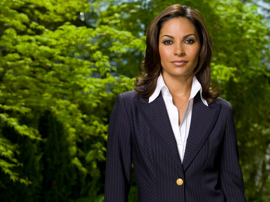 Salli Richardson-Whitfield is Jesse Brown in Pastor Brown to air on Lifetime February 16, 2013.