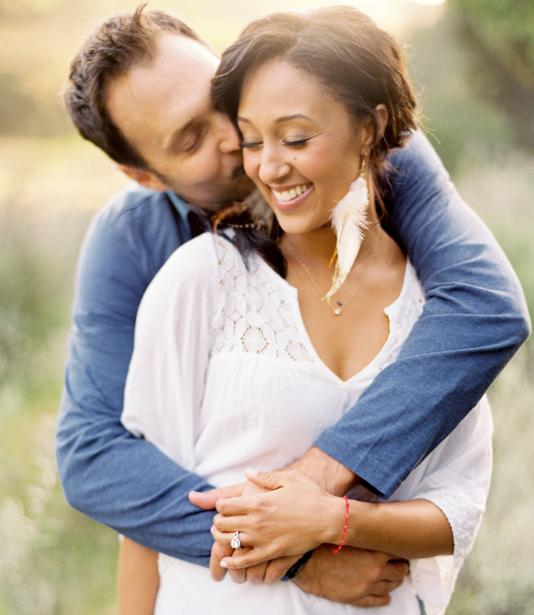 Tamera Mowry-Housely and husband, Adam Housely