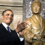 Rosa Parks Statue Unveiled at Capitol; First Black Woman in Statutory Hall