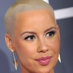 Amber Rose Tweeting Away about New Baby 'Bash' (Pics)