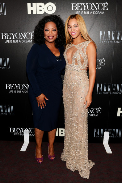 beyonce and oprah 3