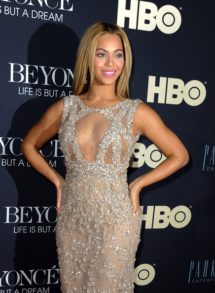 beyonce front