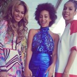 Monday Snaps: Beyonce Surprises Grammy Party-Goers