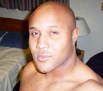 christopher dorner (bare chest)