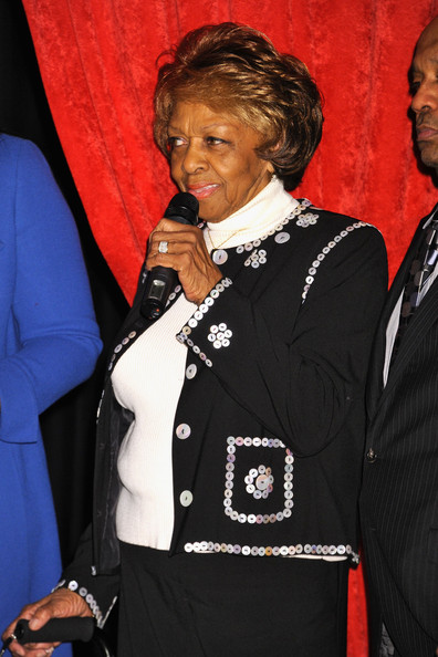 cissy houston wax figures close