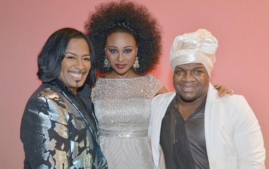 cynthia bailey & guests
