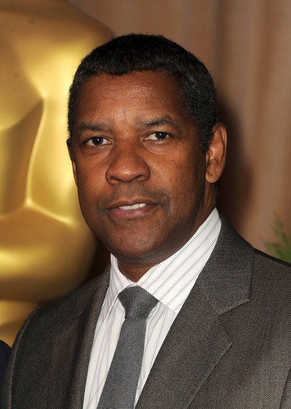 Actor Denzel Washington attends the 85th Academy Awards Nominations Luncheon at The Beverly Hilton Hotel on February 4, 2013 in Beverly Hills, California