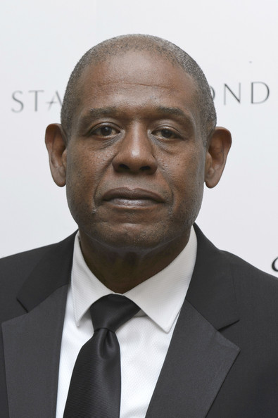 Forest Whitaker attends the PeaceEarth foundation fundraising gala at Banqueting House on November 10, 2012 in London