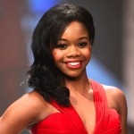 Gabby Douglas Heads Back to the Gym