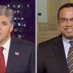 Rep. Keith Ellison Explodes on Sean Hannity (Watch)