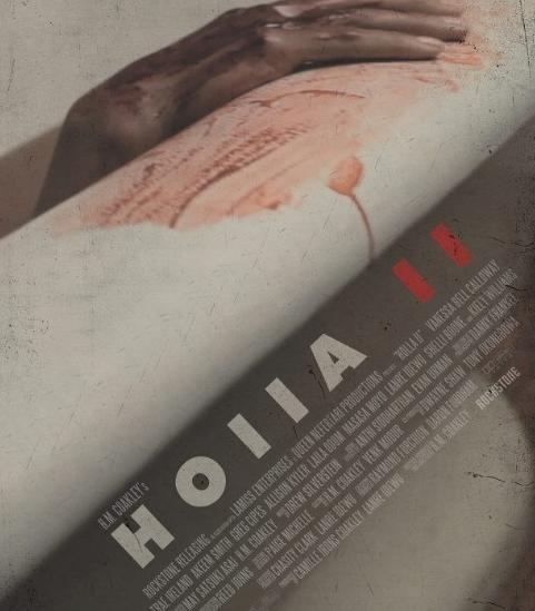 holla 2 (poster)