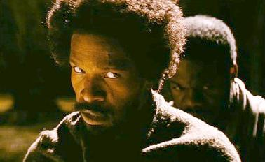 jamie foxx as slave in django unchained