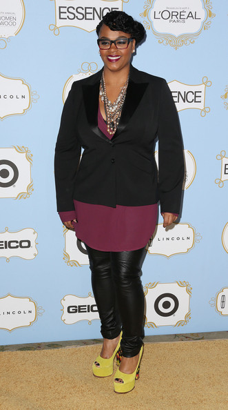 Recording artist/actress Jill Scott attends the Sixth Annual ESSENCE Black Women In Hollywood Awards Luncheon at the Beverly Hills Hotel on February 21, 2013 in Beverly Hills