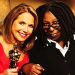 Whoopi, Denzel Help Katie Couric Relive Oscar's Greatest Hits
