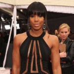 Kelly Rowland on Decision to Break Grammy's Dress Code (Pics)