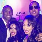 Monday Snaps: Celebs Attend Michael Jordan's 50th Birthday Bash