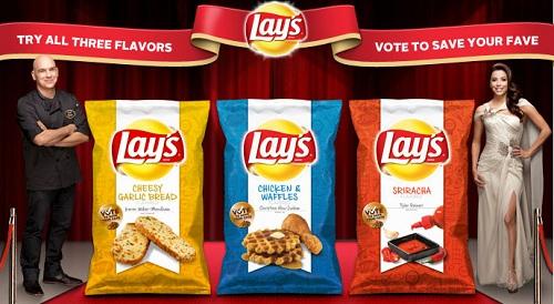 lays flavor contest