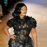 Tuesday Snaps: Lil Kim Hits New York Fashion Week Runway