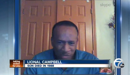 lionel campbell